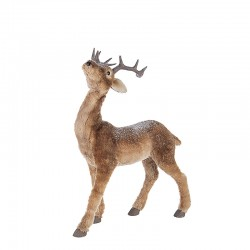 copy of Reindeer decoration in wood - Holli
