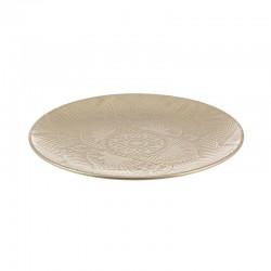 Set piatti decorativi oro - Mandala