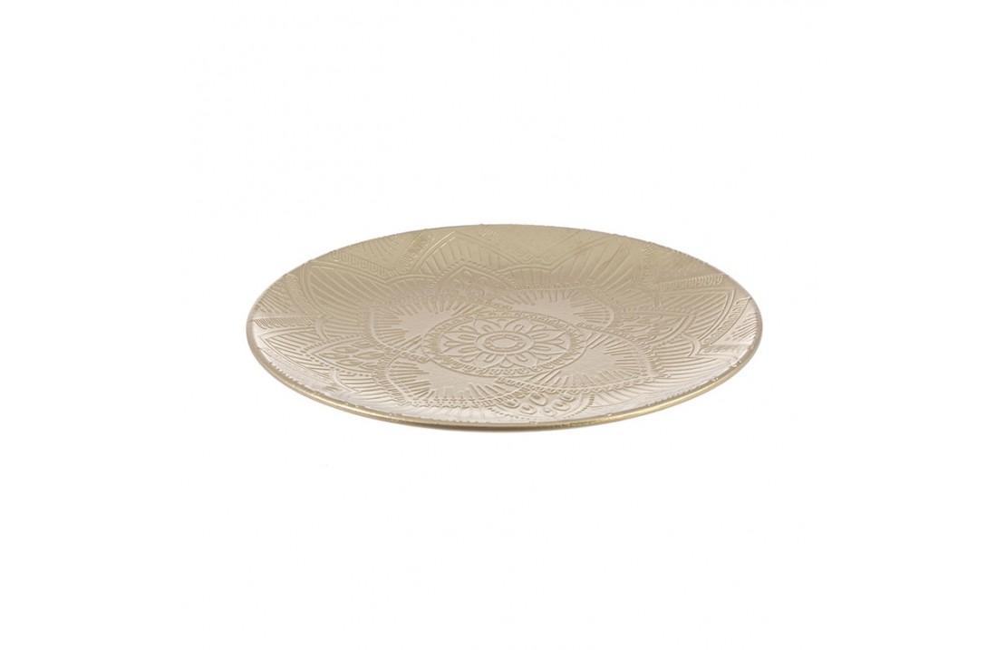 copy of Glass centerpiece plate - Fadi
