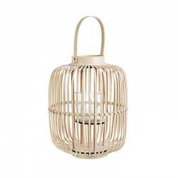 Set 2 Lantern in bamboo - Ada