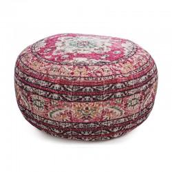 Decorative Pouf in cotton - Zineb