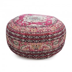 Pouf decorativo in cotone - Zineb