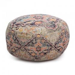 Decorative Pouf in cotton - Zara