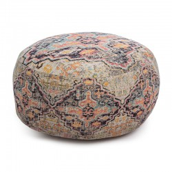 Pouf decorativo in cotone - Zara