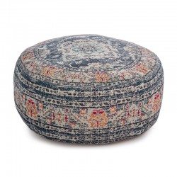 Pouf decorativo in cotone - Nabil