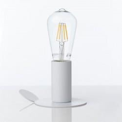Table Lamp / Applique in metal - Quiet