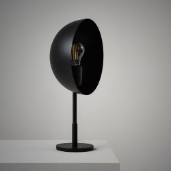 Table lamp in metal - Charlotte