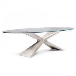 Tavolo ovale pranzo/riunione - Nexus
