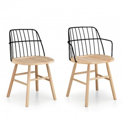 copy of Stackable wooden chair - Nenè