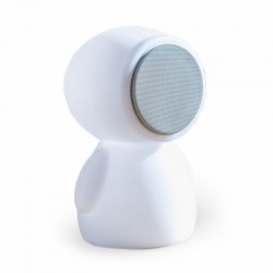 Led Lamp / Audio speaker - Poldo