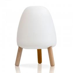 Lampada da tavolo USB - Egg