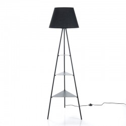 Floor Lamp with shelves - Corner