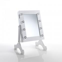 Specchiera da tavolo con vano contenitore - Rimmel