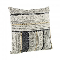 Hand-worked Decorative Pillow - Varanasi