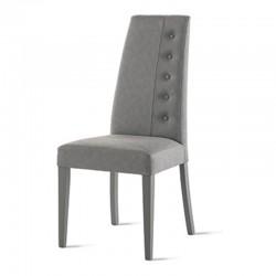 Sedia in eco-pelle vintage - Bellinzona