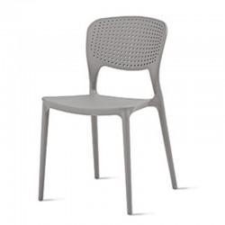 Stackable chair polypropylene - Toledo