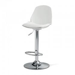 Stool in eco-leather - Valencia