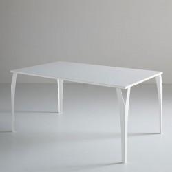 Tavolo pranzo con piano iron - Charme