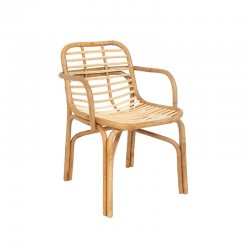 copy of Rattan chair without armrests - Peak