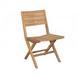 sedia pieghevole da esterno in legno - Flip