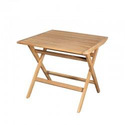 Tavolo Quadrato per Esterni Pieghevole - Flip