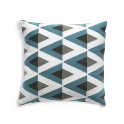 Square Cotton Cushion - James