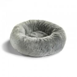 Cat bed in faux fur - Lana