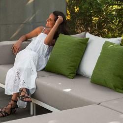 Cleo outdoor fabric pillow 50x50 cm
