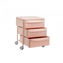 Cassettiera Scrivania con 3 cassetti - Boxie