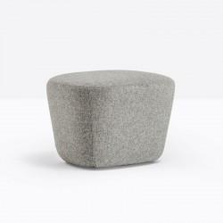 Pouf Rigido di Design Moderno - Log