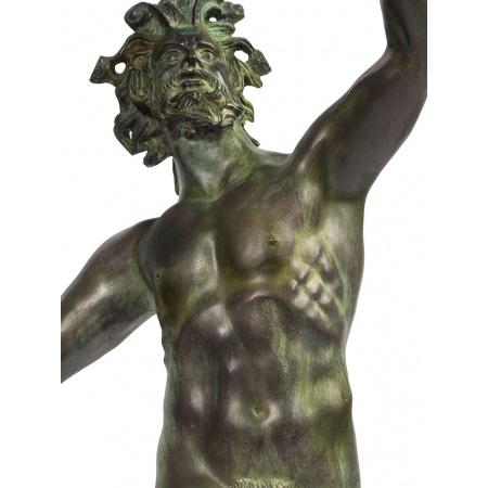 Fauno Danzante - Statua in Bronzo