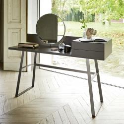 Dresser Sangiacomo with Round Mirror - Segreto