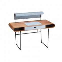 Modern Desk with Led Lamp - Apelle