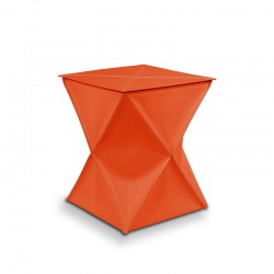 Cesto Portabiancheria di Design in Pelle - Clexi