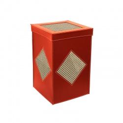 Design Laundry Basket with Rubber Feet - Quavi