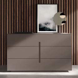 Modern Design Dresser in Wood - Ilo