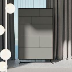 Settimanale Mobile Moderno in Legno - Klee