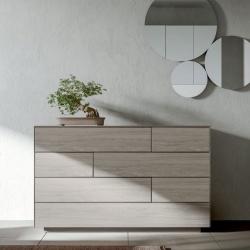 4 Drawer Wooden Dresser - Klee
