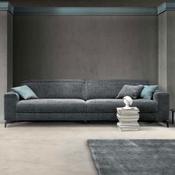 150 cm Sofa with Pull Out Seat- Space Fly