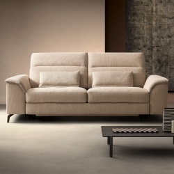 Fabric Sofa Bed - Space Vision