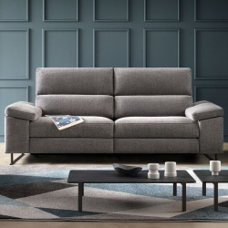 Samoa Sofa with Relaxation Seat - Space Look