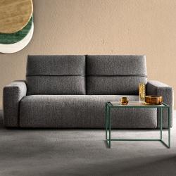 3 Seat Fabric Sofa - Deep Real BR24