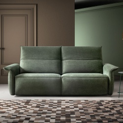 4 Seat Linear Sofa - Deep Vibe