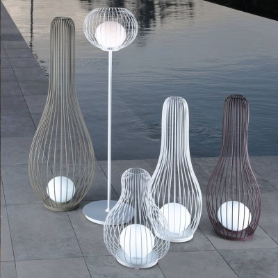 Floor Lights | Outdoor Lighting | ISA Project
