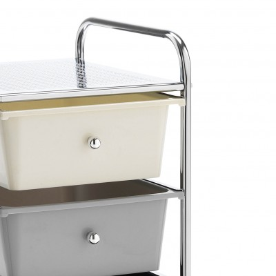 Trolleys with Drawers - Containers and Boxes Online | ISA Project