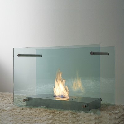Free-Standing Bio Fireplaces