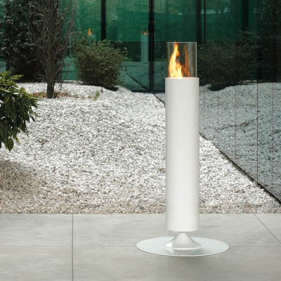 Outdoor Fireplaces - Bio Fireplaces Online | ISA Project