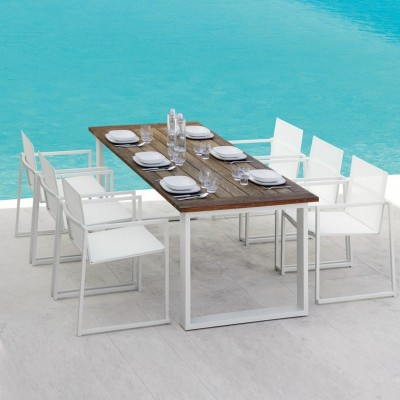 Table and Chairs | Outdoors Furniture | ISA Project