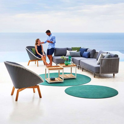 Outdoor Sofas and Armchairs | Outdoors Furniture | ISA Project