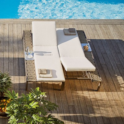 Sun Loungers and Deck Chairs | Outdoors Furniture | ISA Project